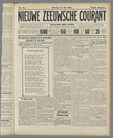 Nieuwe Zeeuwsche Courant 1914-05-30