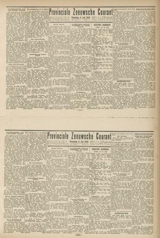 Provinciale Zeeuwse Courant 1945-07-09