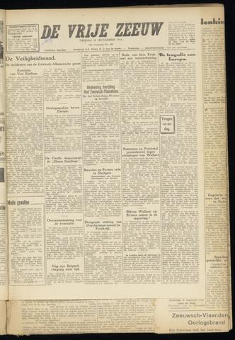 de Vrije Zeeuw 1946-09-20