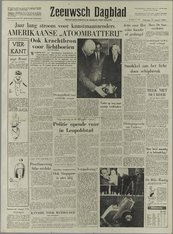 Zeeuwsch Dagblad 1959-01-17