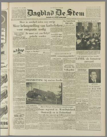 de Stem 1953-06-27