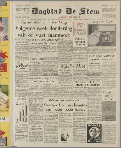 de Stem 1962-07-05