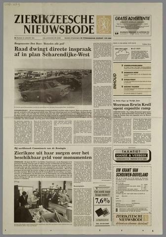 Zierikzeesche Nieuwsbode 1993-01-22