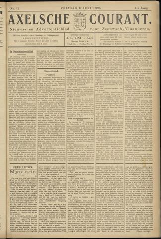 Axelsche Courant 1925-06-12