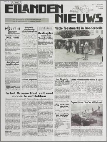 Eilanden-nieuws. Christelijk streekblad op gereformeerde grondslag 2000-07-18