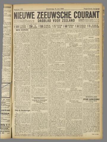 Nieuwe Zeeuwsche Courant 1923-06-14