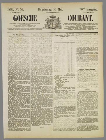Goessche Courant 1883-05-10