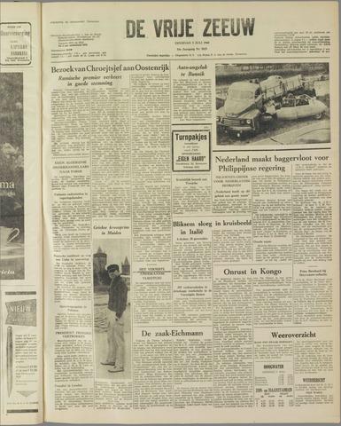 de Vrije Zeeuw 1960-07-05