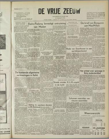 de Vrije Zeeuw 1958-03-20