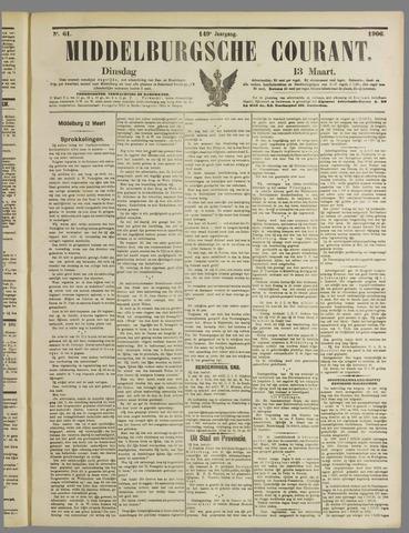 Middelburgsche Courant 1906-03-13