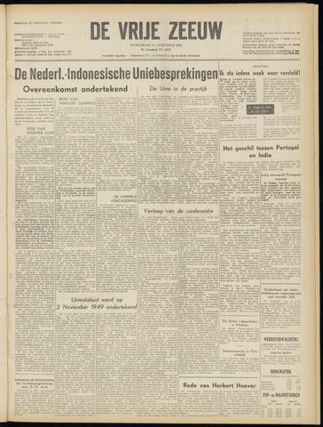 de Vrije Zeeuw 1954-08-11