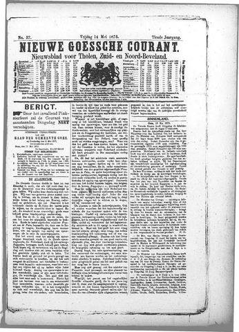 Nieuwe Goessche Courant 1875-05-14