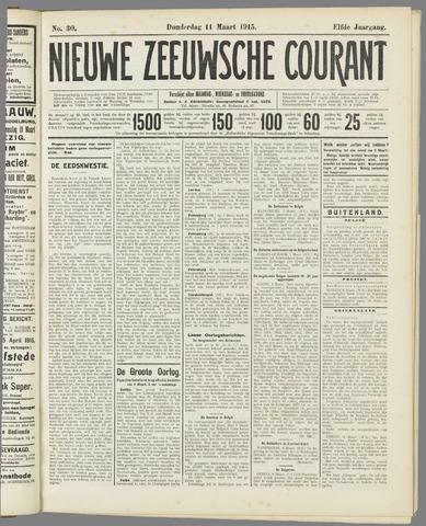 Nieuwe Zeeuwsche Courant 1915-03-11