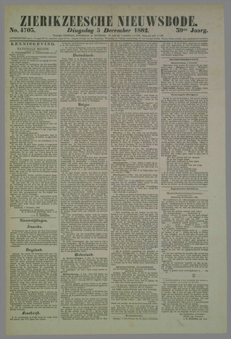 Zierikzeesche Nieuwsbode 1882-12-05