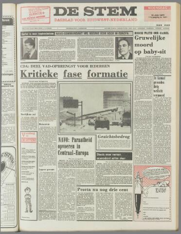 de Stem 1977-07-13