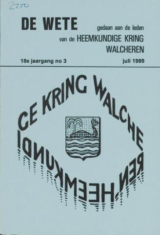 de Wete 1989-07-01