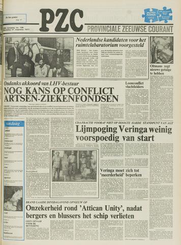 Provinciale Zeeuwse Courant 1977-08-31