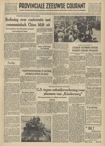 Provinciale Zeeuwse Courant 1954-02-12