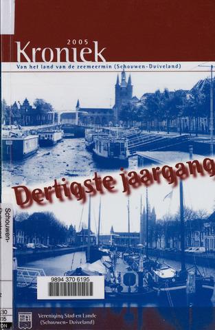 Kroniek van het Land van de Zeemeermin 2005-01-01