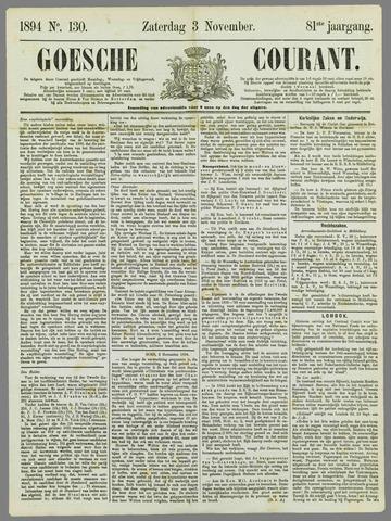 Goessche Courant 1894-11-03