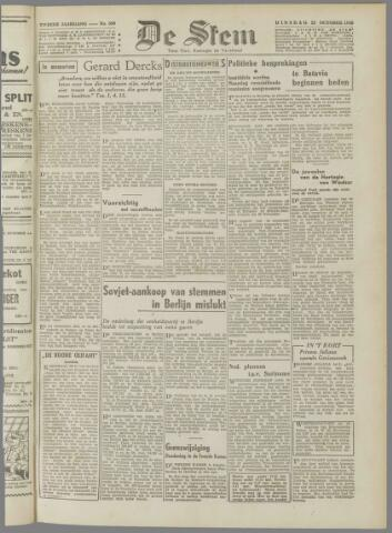 de Stem 1946-10-22
