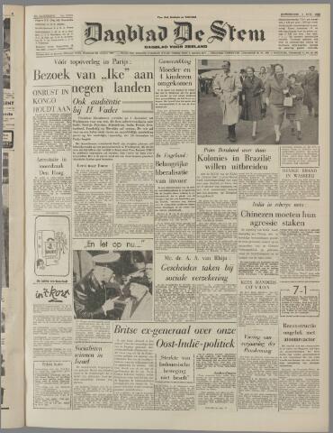de Stem 1959-11-05