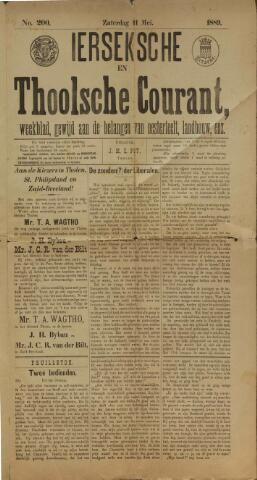 Ierseksche en Thoolsche Courant 1889-05-11
