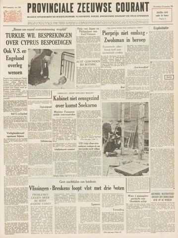 Provinciale Zeeuwse Courant 1964-08-12