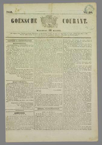 Goessche Courant 1851-03-10