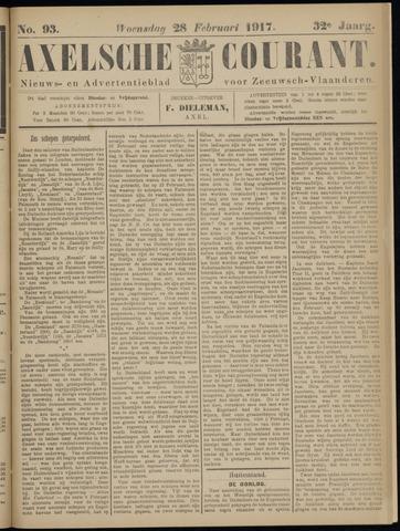 Axelsche Courant 1917-02-28