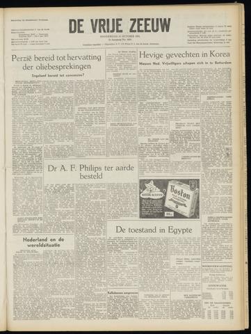 de Vrije Zeeuw 1951-10-11