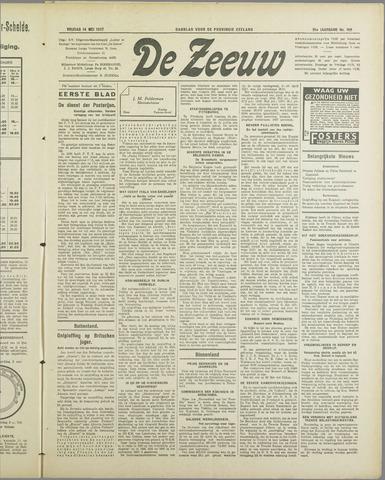 De Zeeuw. Christelijk-historisch nieuwsblad voor Zeeland 1937-05-14