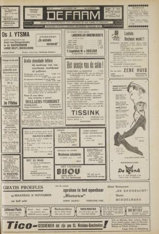 de Faam en de Faam/de Vlissinger 1960-11-18