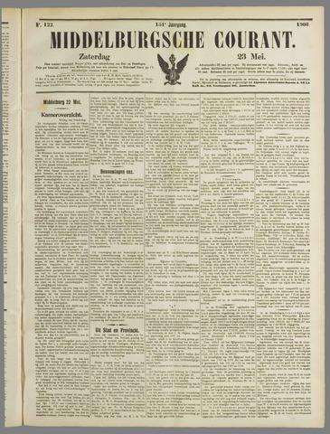 Middelburgsche Courant 1908-05-23