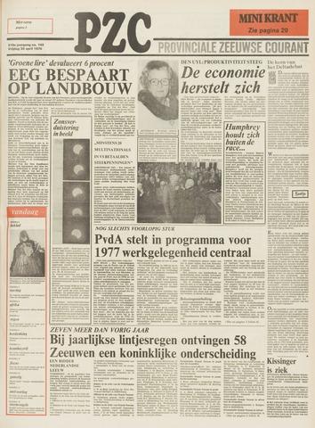 Provinciale Zeeuwse Courant 1976-04-30