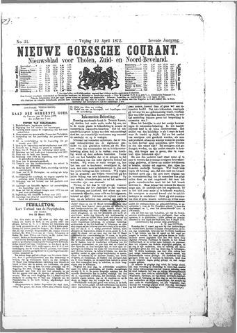 Nieuwe Goessche Courant 1872-04-19