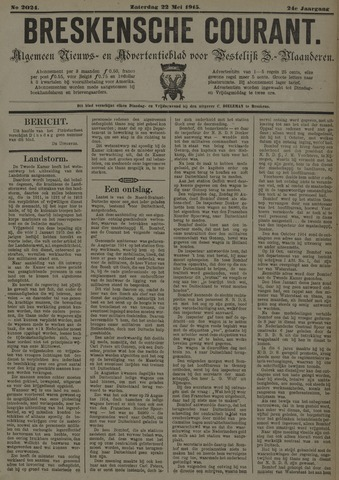 Breskensche Courant 1915-05-22