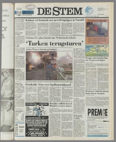 de Stem 1992-11-26