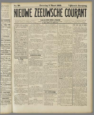 Nieuwe Zeeuwsche Courant 1919-03-08