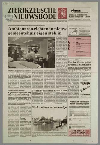 Zierikzeesche Nieuwsbode 1996-12-30