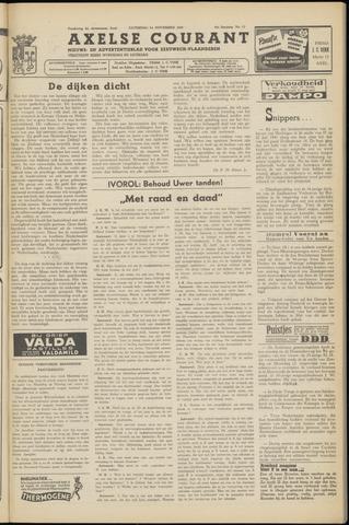 Axelsche Courant 1953-11-14