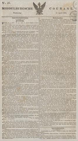Middelburgsche Courant 1834-04-17