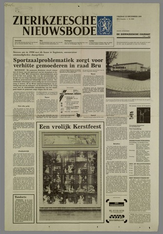 Zierikzeesche Nieuwsbode 1988-12-23
