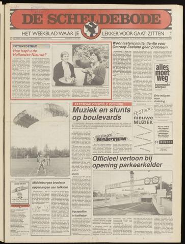 Scheldebode 1984-06-13