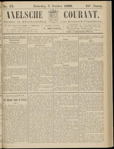 Axelsche Courant 1908-10-03