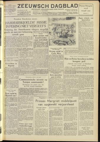 Zeeuwsch Dagblad 1955-01-20