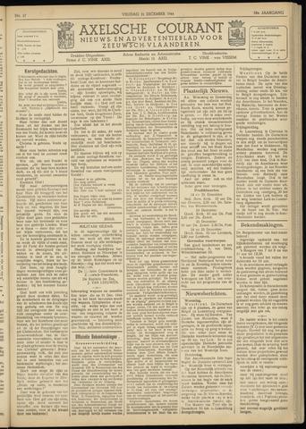 Axelsche Courant 1944-12-22