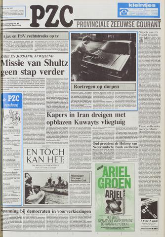 Provinciale Zeeuwse Courant 1988-04-06