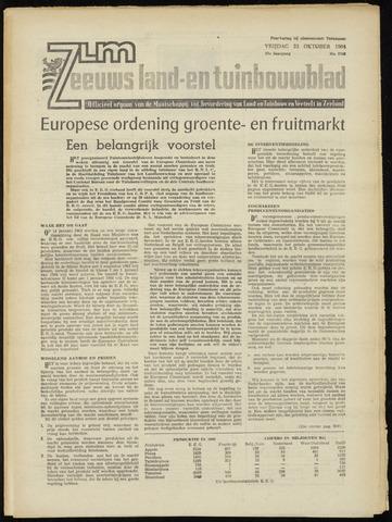 Zeeuwsch landbouwblad ... ZLM land- en tuinbouwblad 1964-10-23