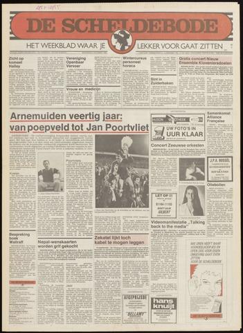 Scheldebode 1985-11-28